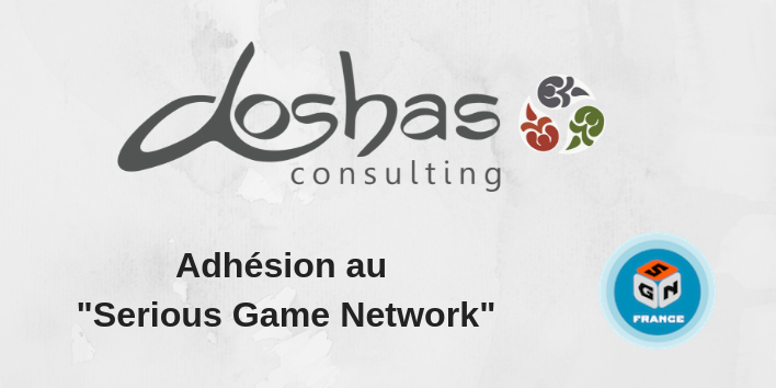 Doshas Consulting adhère au Serious Game Network