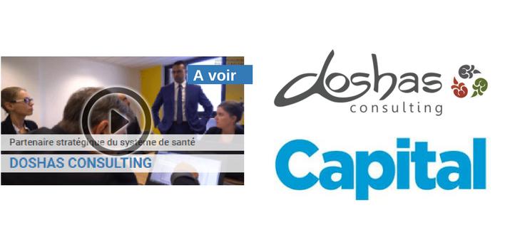 Une vidéo réalisée par Capital.fr sur l'expertise Doshas  « Au service de l'innovation en santé »
