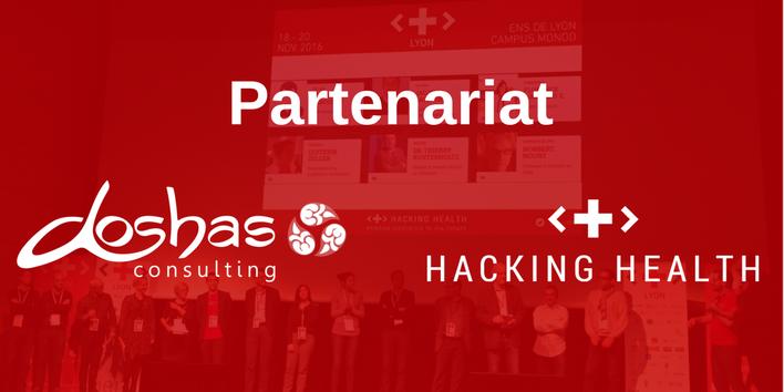 Doshas Consulting partenaire du Hacking Health Lyon 2017 : inventer la santé de demain
